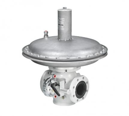 Регулятор давления газа MR SF10